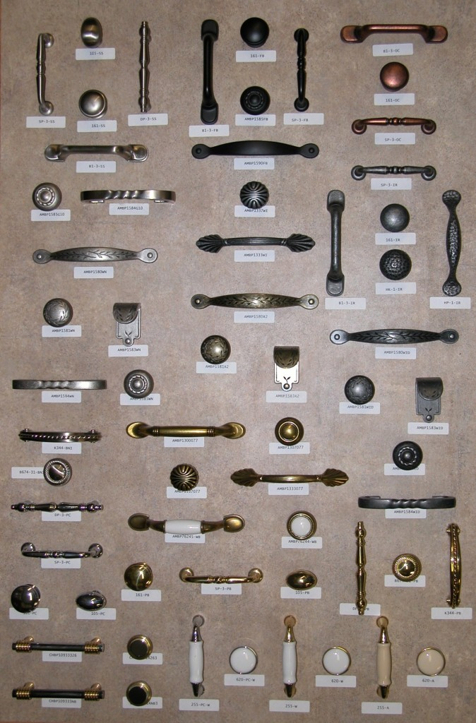 Dale Wolfe Custom Kitchens and Baths Hardware 2